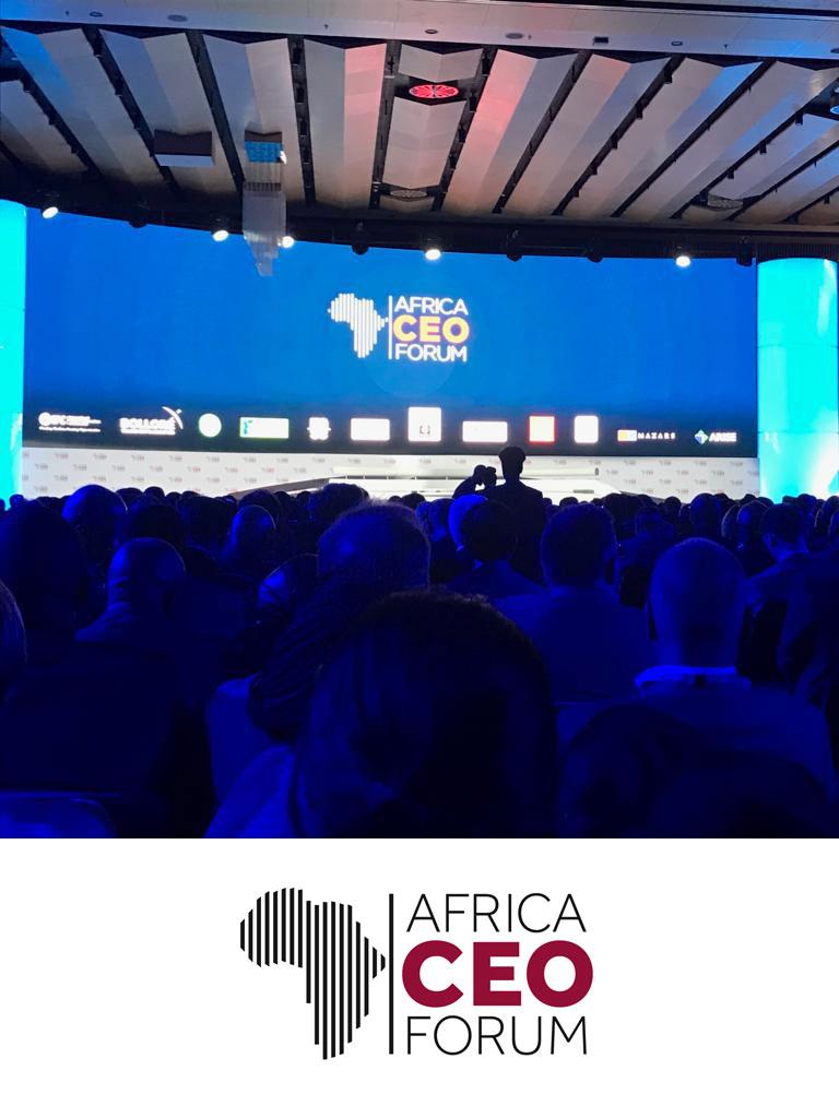 <h2>Africa CEO's Summit in Rwanda</h2>